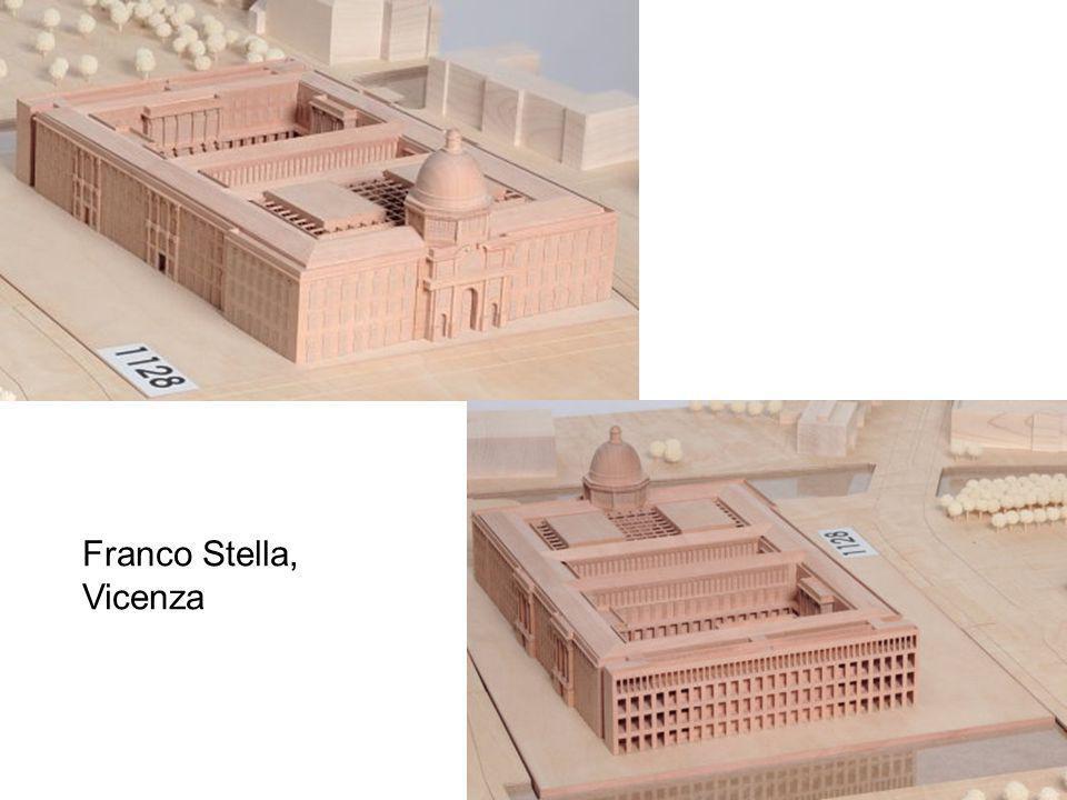 Franco Stella, Vicenza