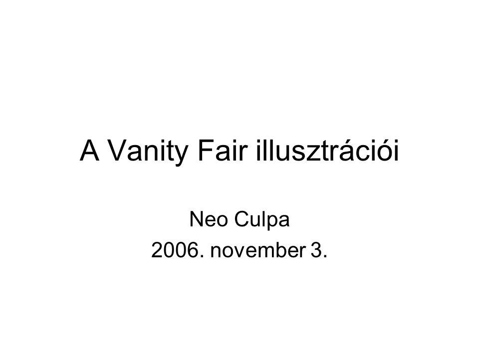 A Vanity Fair illusztrációi