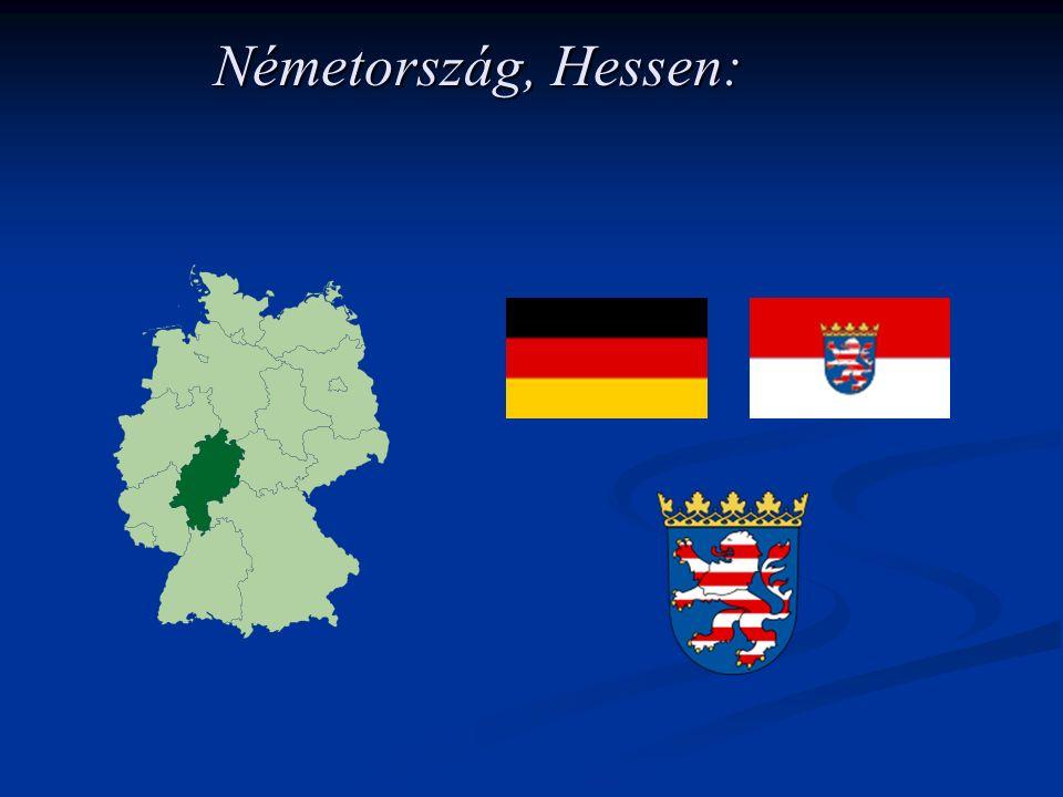 Németország, Hessen: