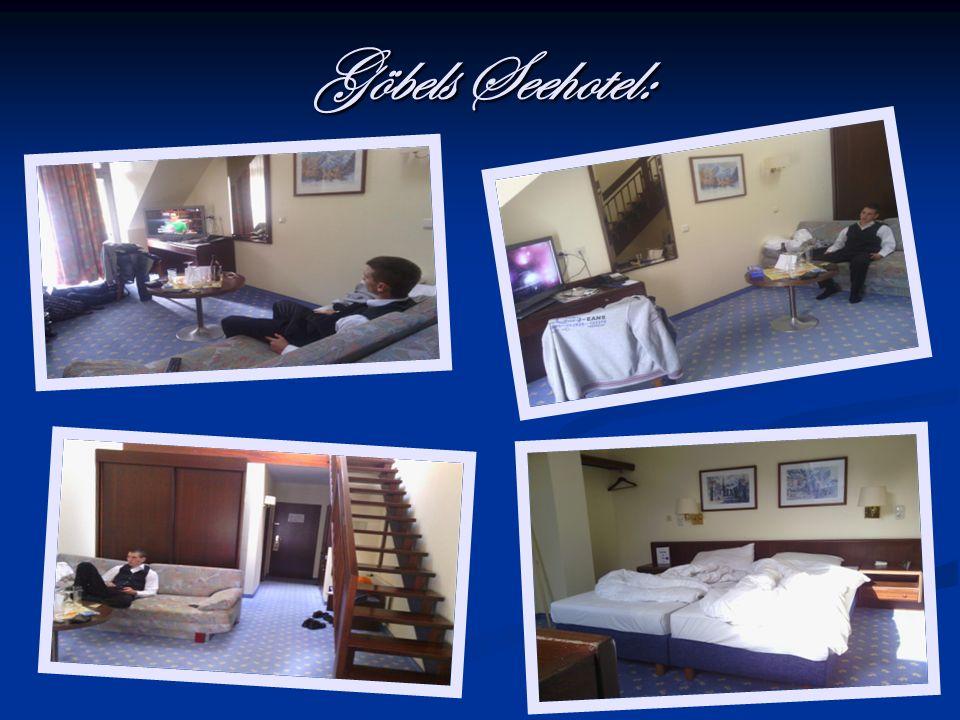 Göbels Seehotel: