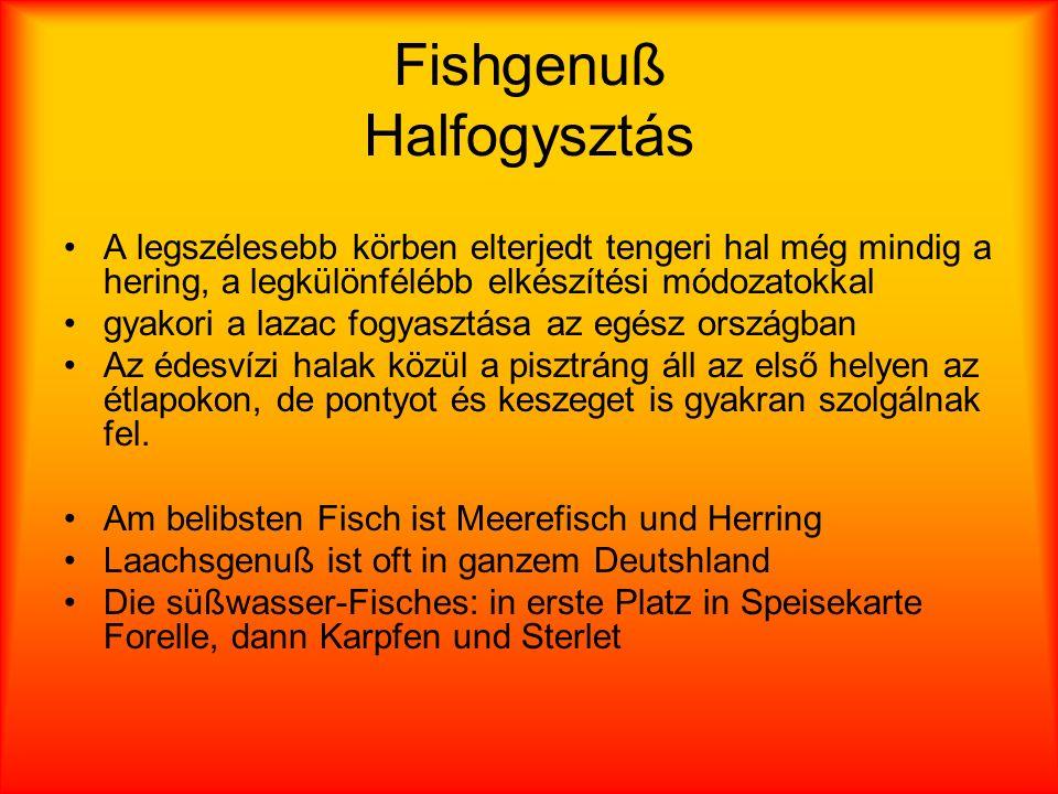 Fishgenuß Halfogysztás
