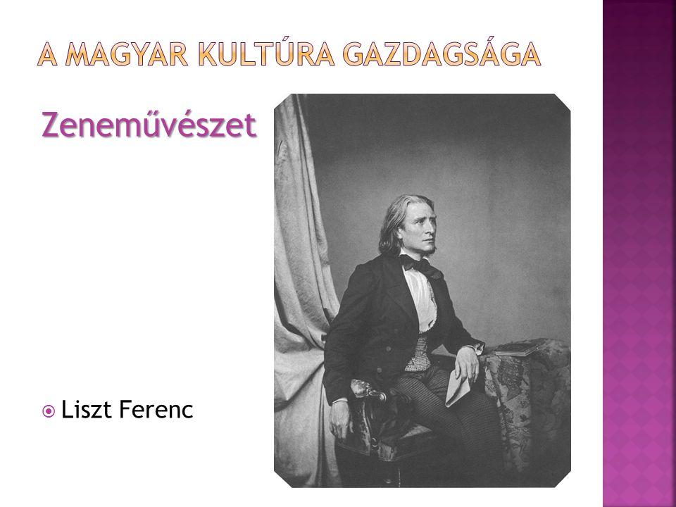 A magyar kultúra gazdagsága