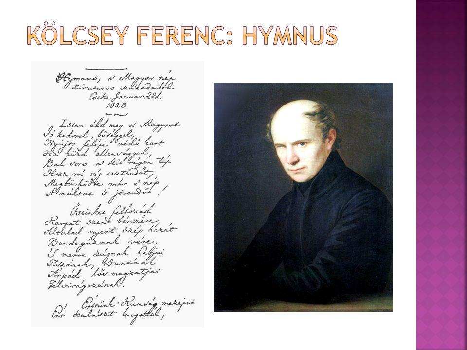 Kölcsey Ferenc: Hymnus