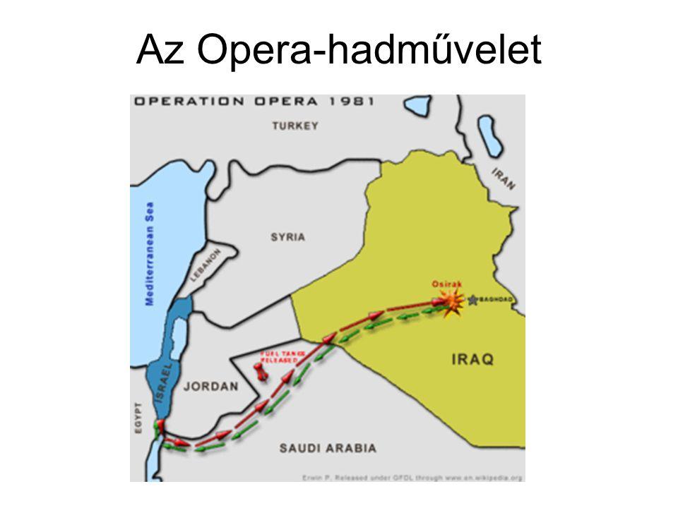 Az Opera-hadművelet
