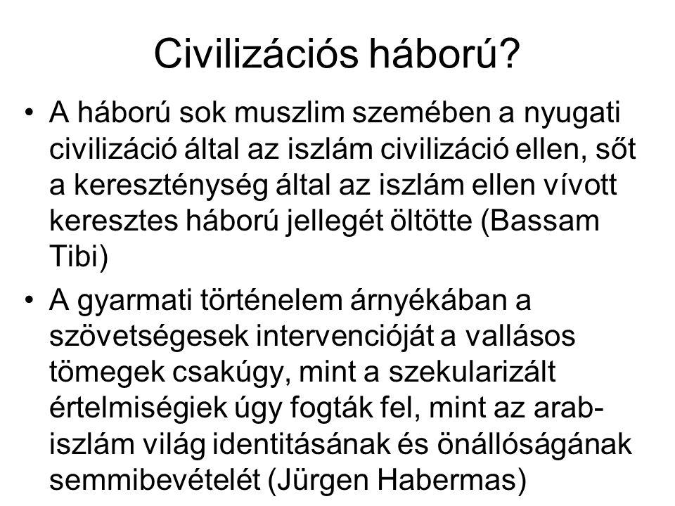 Civilizációs háború