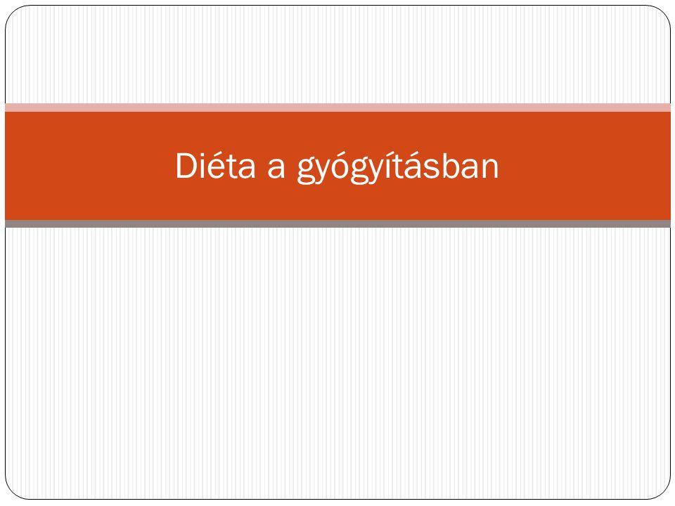 étrend jelentése)