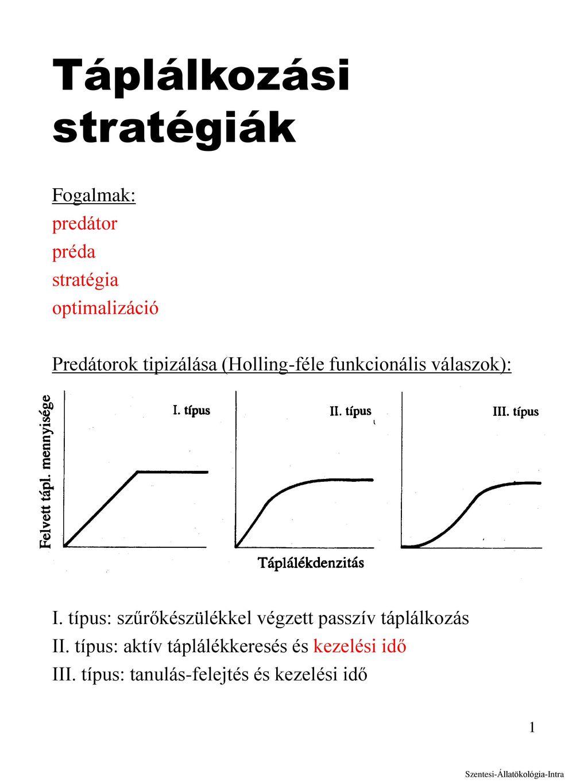 táplálkozási stratégia)