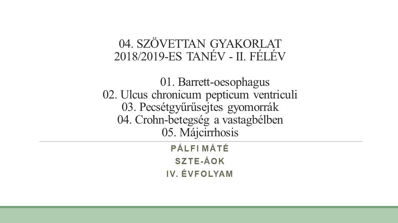 infiltratív gyomorrák)