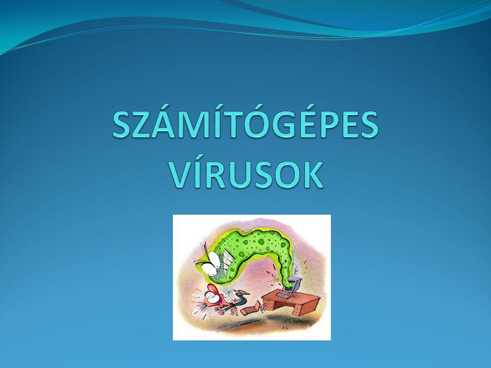 számítógépes vírusok példái