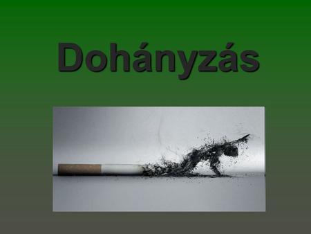Dohányzásellenes füzetek