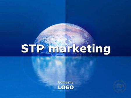STP marketing.