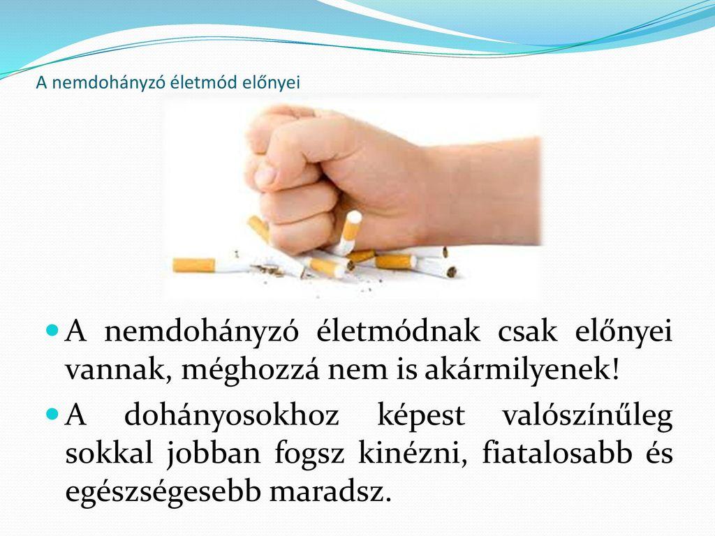 A dohányzásról való leszokás és a súlygyarapodás megelőzése