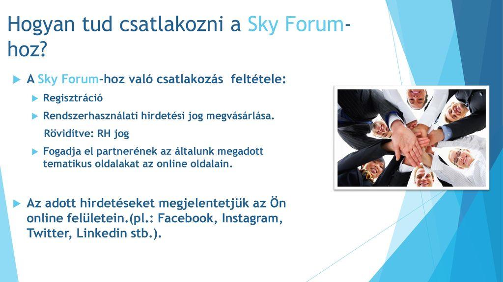 fórum legjobb csatlakozási oldala