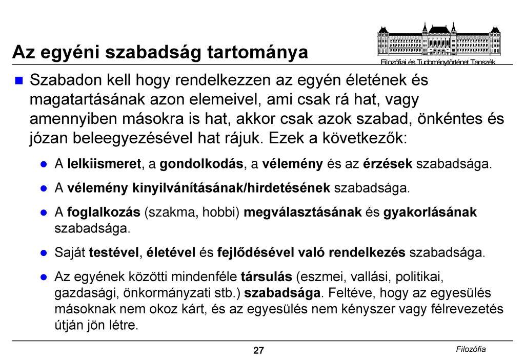Bibó István: Válogatott tanulmányok I-IV. / II. RÉSZ •Szabadság