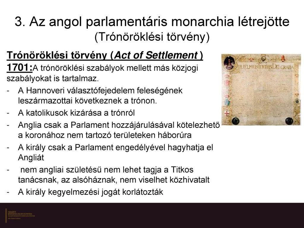 Törvény angolul