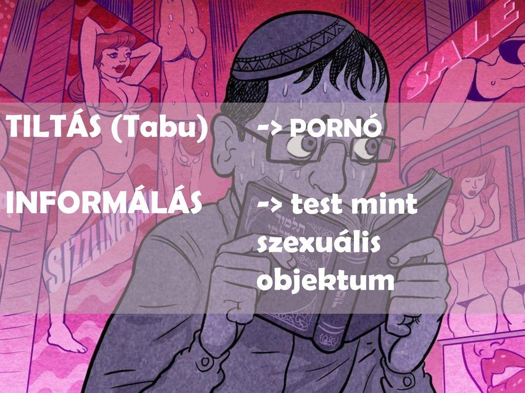 Tabu a pornó