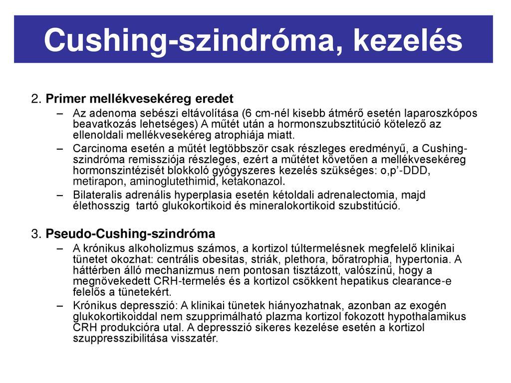 Cushing szindróma | Lab Tests Online-HU