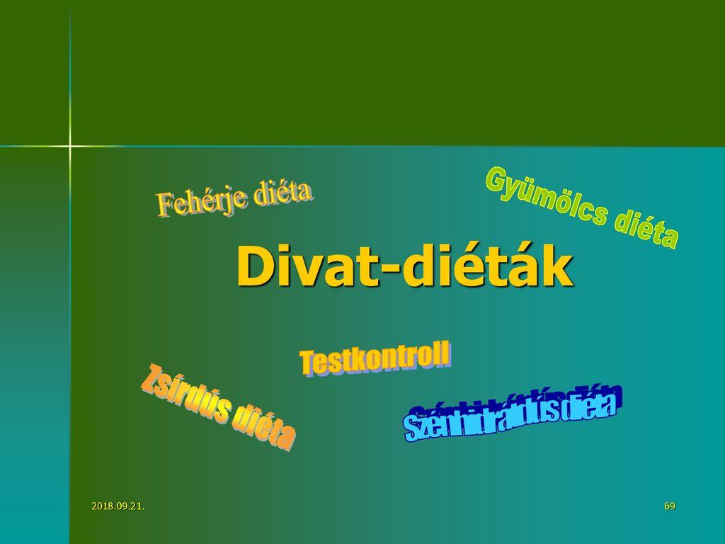 Diéta szó jelentése