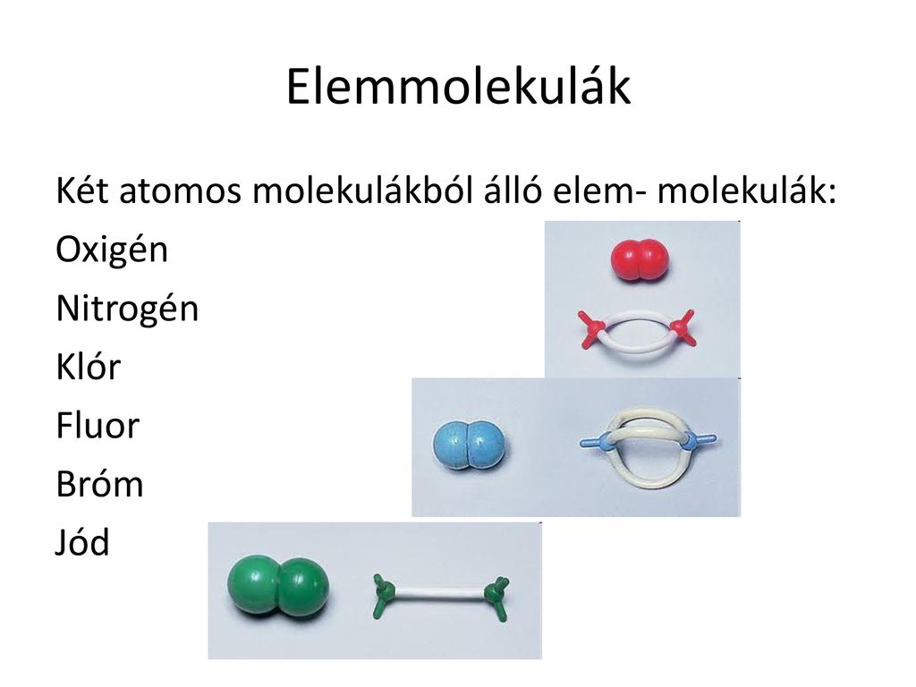 Elem molekula
