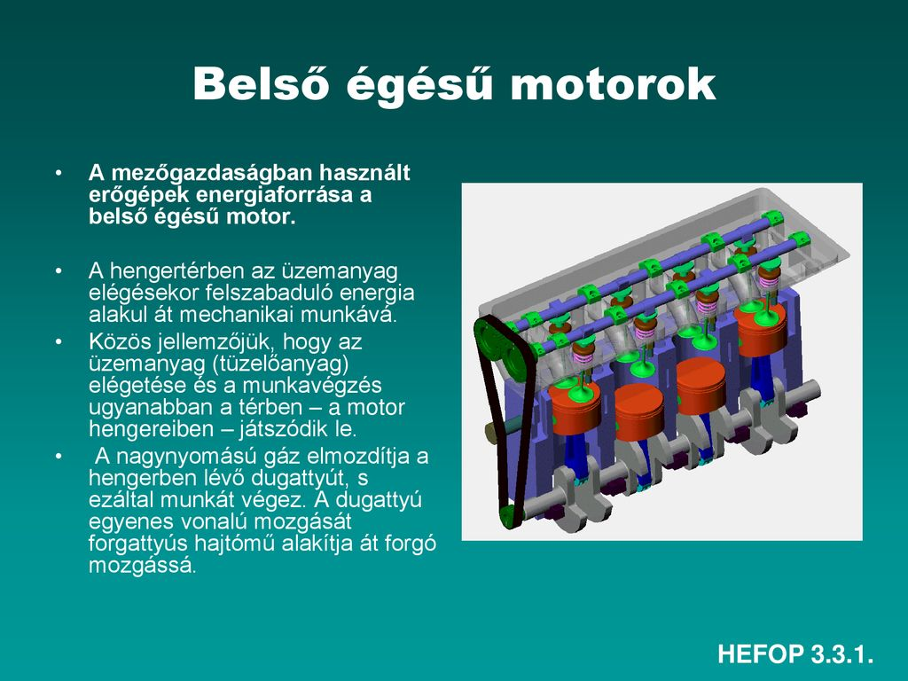 Motorok hűtése