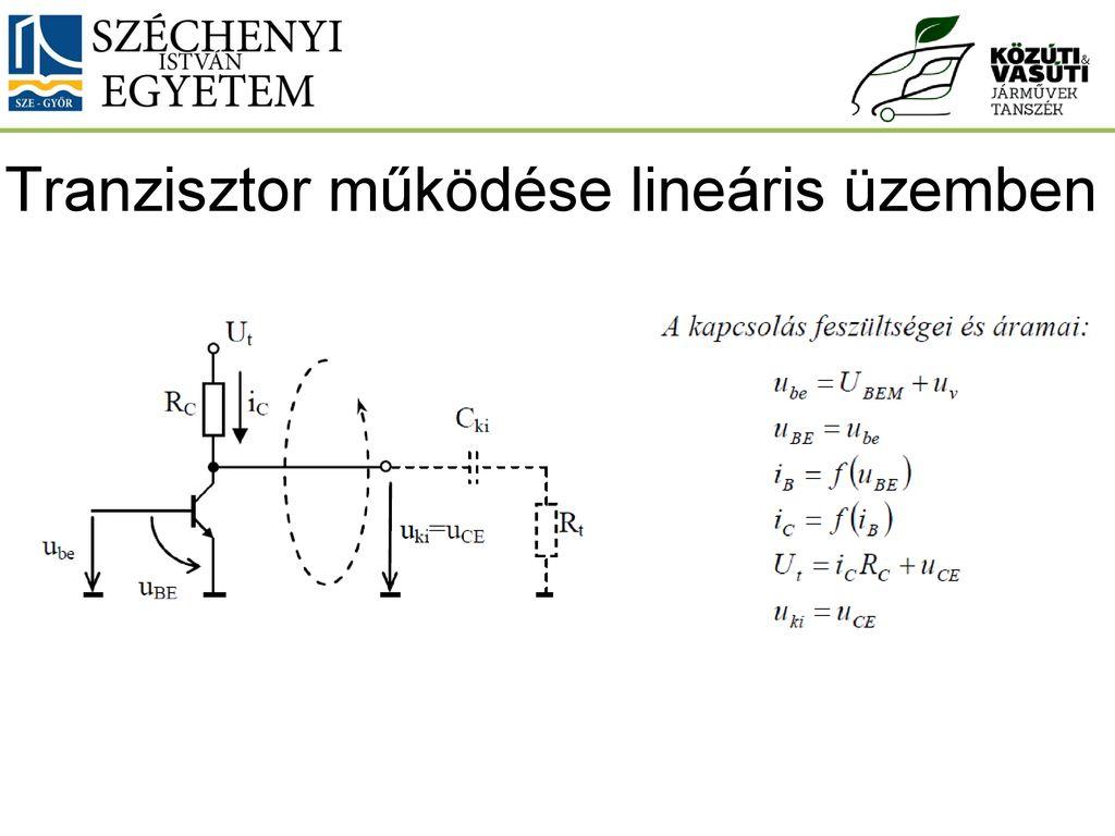 Tranzisztoros időzítő kapcsolási rajz