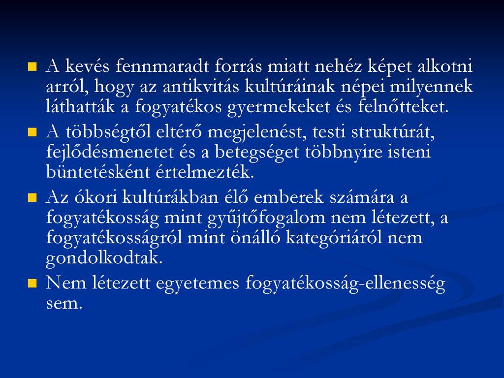 idézetek fogyatékosságról A fogyatékosság és a gyógypedagógia történeti aspektusai   ppt