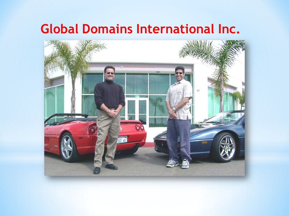 Global Domains International Inc.