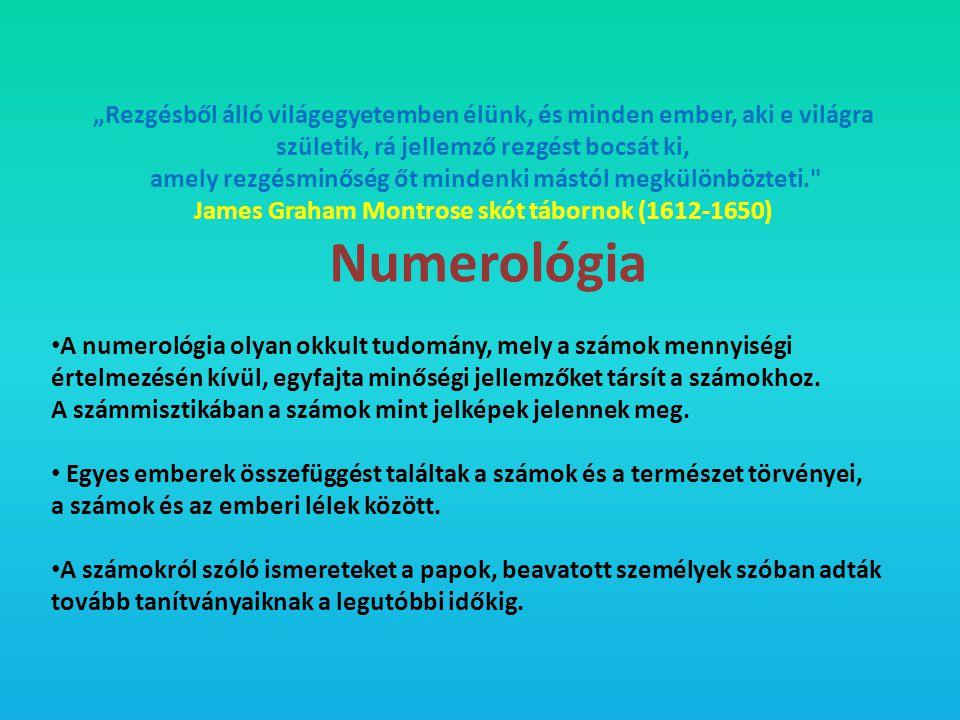 Házasságmérés numerológiával