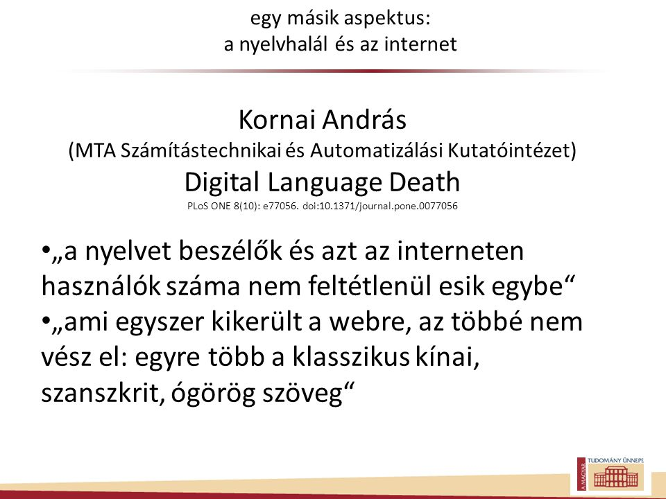 Digital Language Death