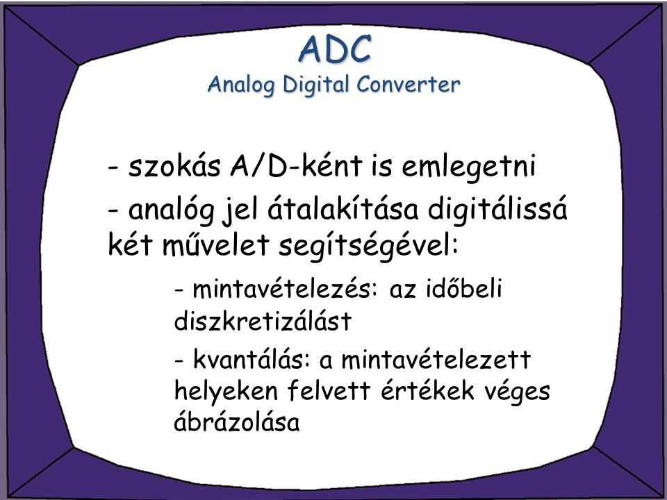 ADC Analog Digital Converter