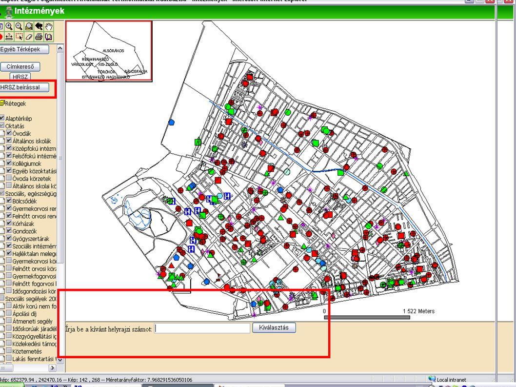 helyrajzi szám térkép Helyrajzi Szám Térkép | Térkép
