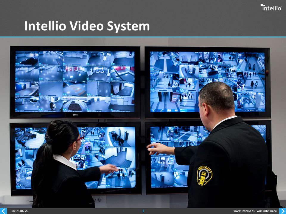 Intellio Video System