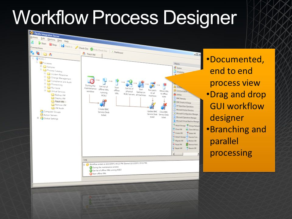 Workflow Process Designer