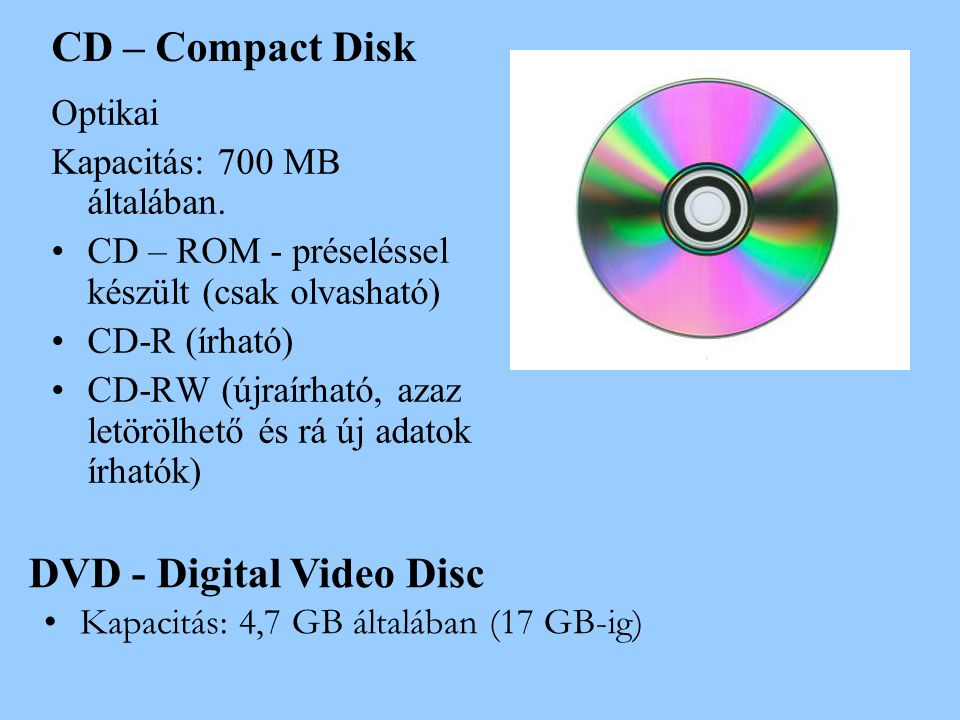 DVD - Digital Video Disc
