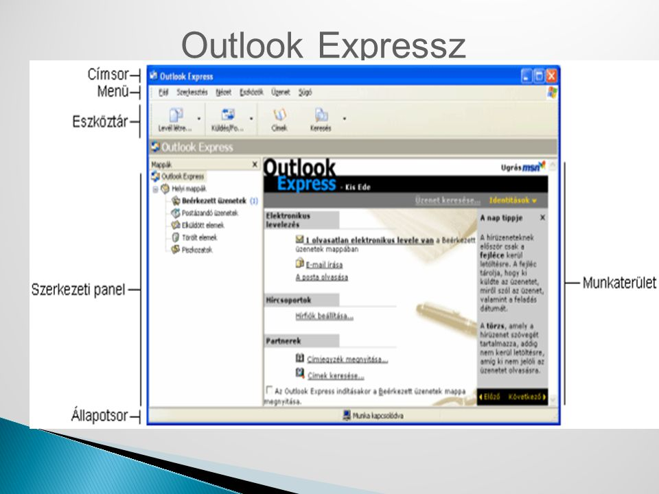 Outlook Expressz