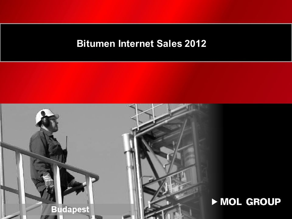 Bitumen Internet Sales 2012