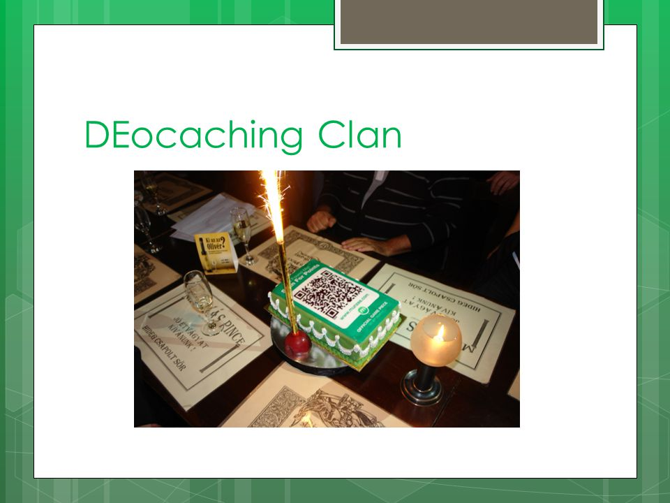 DEocaching Clan
