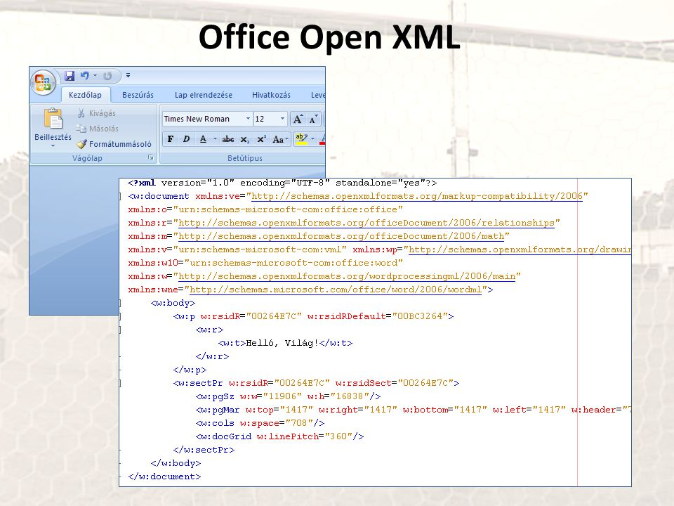 Office Open XML