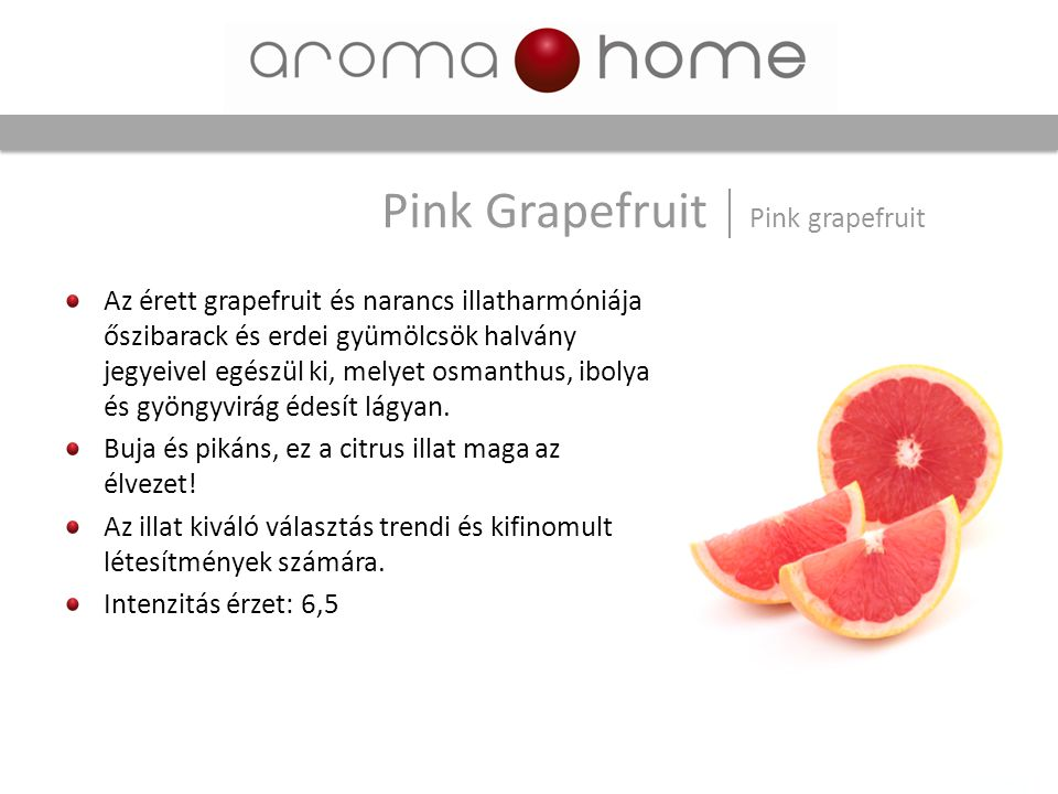 Pink Grapefruit Pink grapefruit