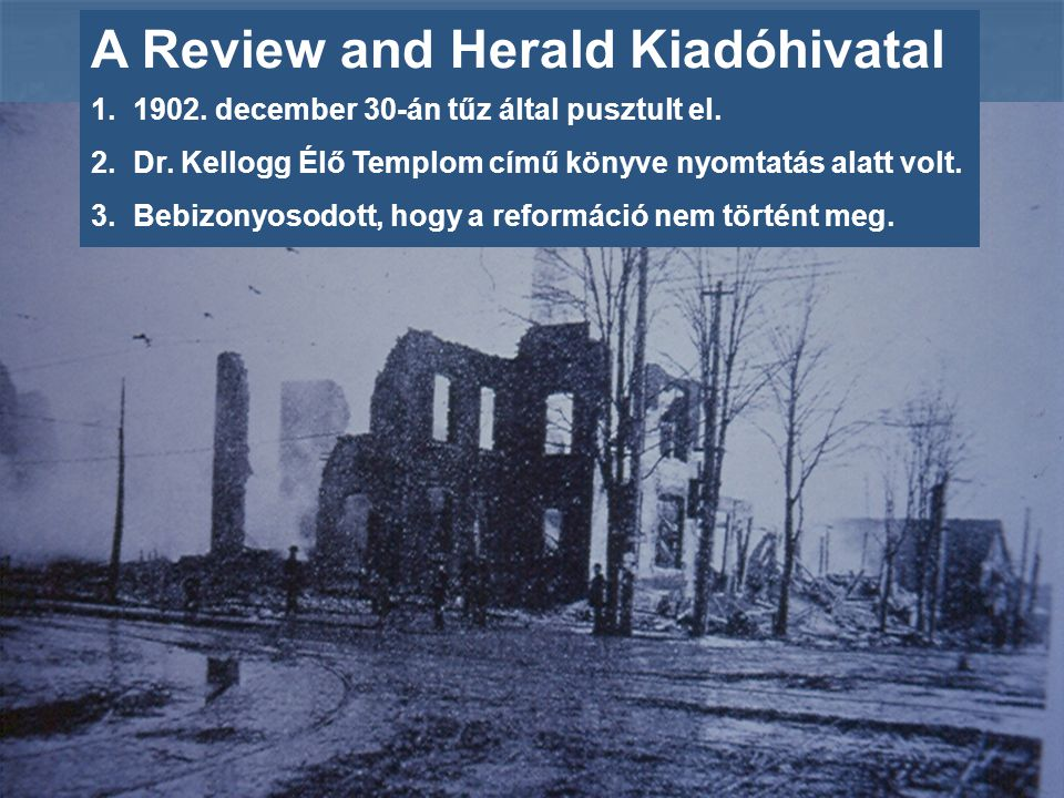 A Review and Herald Kiadóhivatal