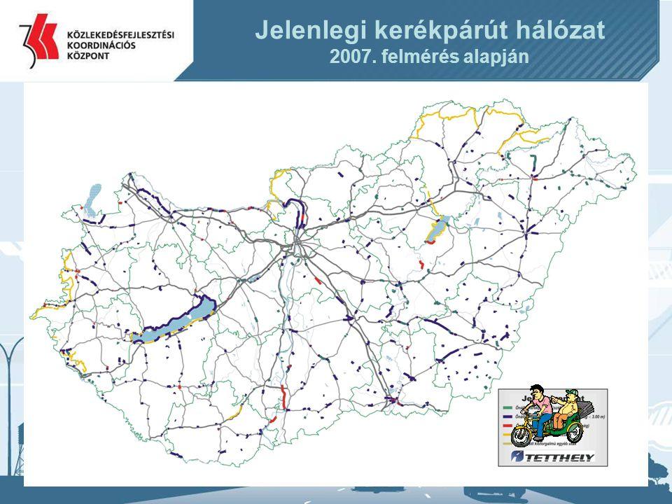 magyarország kerékpárút hálózat térkép Kerékpáros Magyarország Program Bringázz a Munkába Kerékpárosbarát  magyarország kerékpárút hálózat térkép
