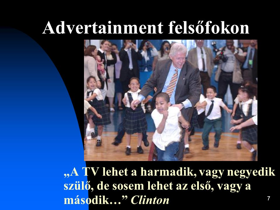 Advertainment felsőfokon