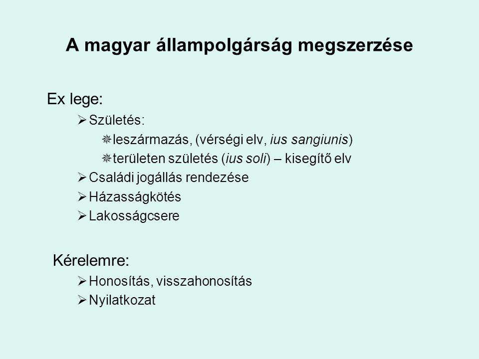 önéletrajz minta magyar állampolgárság megszerzéséhez Az állampolgársági kérelmek   ppt letölteni önéletrajz minta magyar állampolgárság megszerzéséhez
