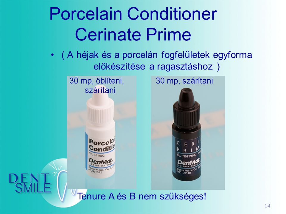 Porcelain Conditioner Cerinate Prime