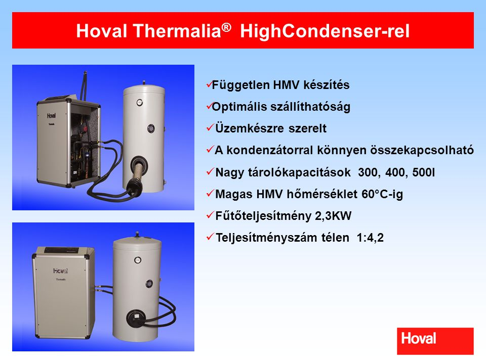 Hoval Thermalia® HighCondenser-rel