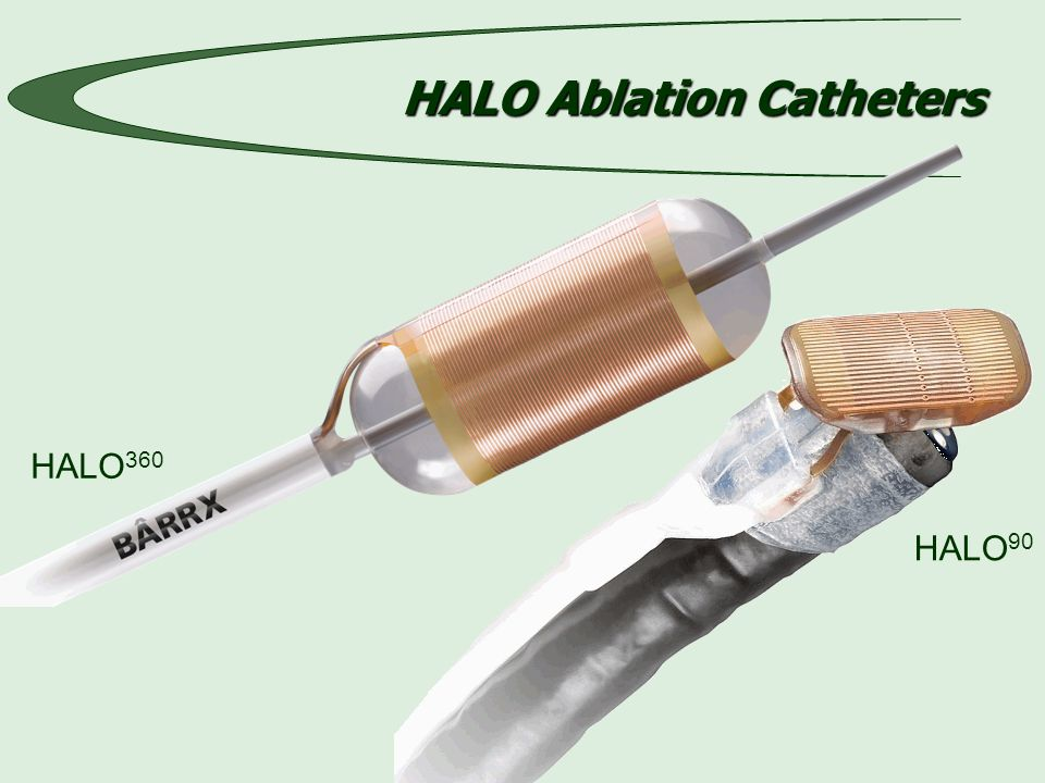 HALO Ablation Catheters