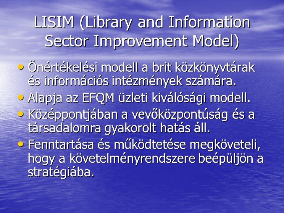 LISIM (Library and Information Sector Improvement Model)