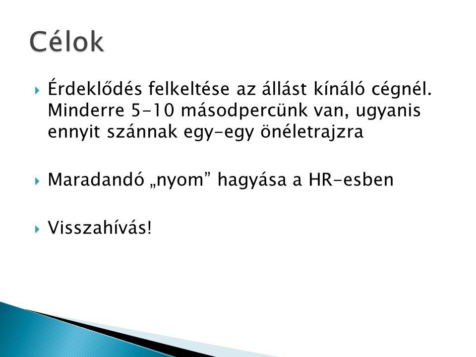 önéletrajz cél CV   Önéletrajz Milyen a megfelelő CV?   ppt letölteni önéletrajz cél