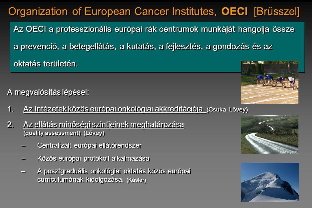 Organization of European Cancer Institutes, OECI [Brüsszel]