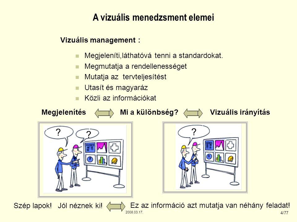 típusú vizuális eltérések